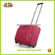 oxford wheel light weight travel duffle type sport trolley luggage bags for carry-on