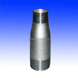 Proper Price Hot Sale forged nipple stainless steel pipe fitting