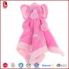 China Yangzhou wholesale kids stuffed animals toys 2016 passed SEDEX/Warmart supply safe material girls bibs