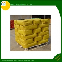 Chemical colorant iron oxide yellow 42 for road marking paint use /basketball flooring /building construction