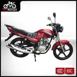 chinese gasoline 125cc EEC CCC 2 wheel 4 stroke new motorcycle for sale