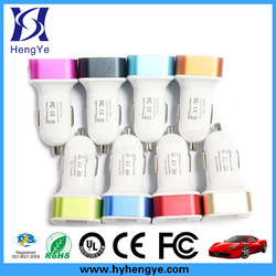 NEW style portable 2 usb car charger best dual usb car charger for mobile phone