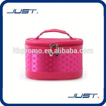 Low MOQ top sale recycled recycled plastic cosmetic bag