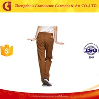 Alibaba Wholesale Loose Cotton Pants for Women