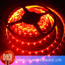 LED strip DC12V 60 Leds SMD 3528 Red