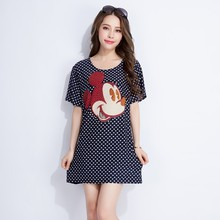 2015 new fashion low price extra long t-shirt for women