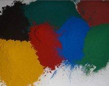 Iron Oxide Blue for colored asphalt