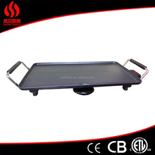 OEM ODM Factory pancake griddle/grill electric