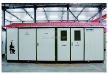 Compact type box transformer substation