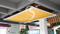 Hot sale skylight awning / Motorized canopy for outdoor