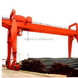 Haitai Brand durable gantry cranes and lift equipment
