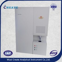 fast delivery carbon and sulfur analyzer used for alloys, cast iron