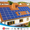 Suntotal solar panels High efficient 10kw solar system for home