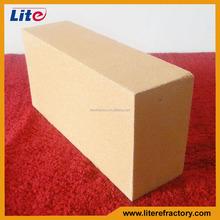 light weight fire clay insulating fire brick