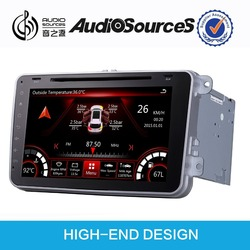 New digsin car dvd play for VW/ SEAT/ SKODA with tv+bluetooth+rds+ipos+ipod+hd touch screen +free SIGIC MAP