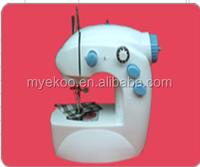 Canton fair promotion mini sewing machine