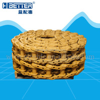 HEAVY DUTY D85 ,D31,D60 dozer tracks chain make in china factory