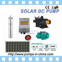 solar system for irrigation pumps/solar swimming pool pump/solar submersible pump for irrigation/ 24V, 36V, 48V, 72V, 216V, 288V