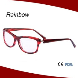 wholesales factory direct 2015 new arrival wholesale fashionable acetate glasses frame