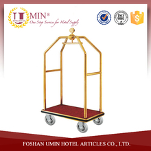 Hotel Bellman Cart Luggage Trolley Luggage Cart