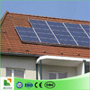 solar panel waterproof aluminum mid clamp solar roof mounting system