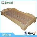 Sobreposição crianças cama de madeira de alta qualidade cama cama de madeira sólida