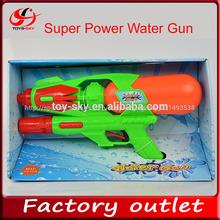 2015 caliente venta de agua a gran escala de la mano de pulverización pistola de presión de gas de agua pistola