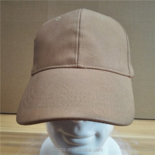 New Arrival Coffee Genuine Mens Leather Baseball Cap Wholesale with Velcro Closure