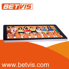 Appealing Supermarket Ad Player 28 inch active matrix wide LCD