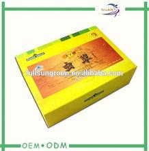 custom shop popular paper tea box from china