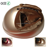 electronic whole wrapped kneading foot massager with roller air pressure ozone function