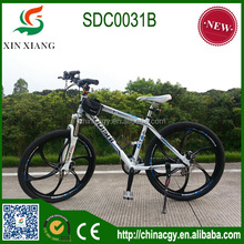 24 speed aluminium/magnesium alloy Mountain bike ,trial bike frame full suspension