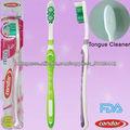 escovas de dentes artificiais