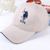 wholesale polo baseball cap made in china