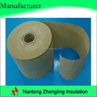 electrical crepe paper insulation