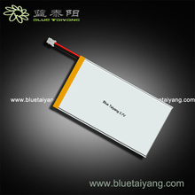 355093 1500mAh lithium ion polymer bttery