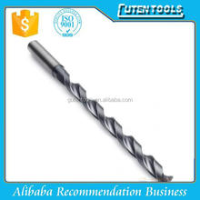 Brazed welded assembled core drill bits