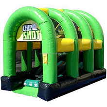 new design inflatable chip shot golf, inflatable golf sport game