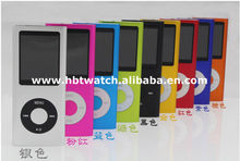 Crazy hotsale mp4 player with different style/color