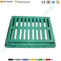 outdoor drain grate and gully grating