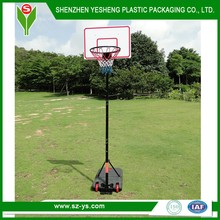 75*46*14CM Adjustable Basketball Stand For Home Use