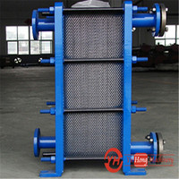 Price of sea water titanium plate heat exchanger