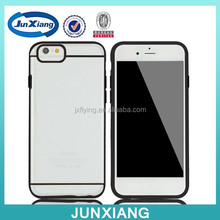 ultra thin hard crystal clear case for iphone 6