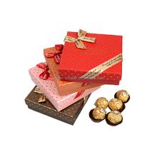 Sweet Surprise Gift Tower customized logo printing luxury packing boxes