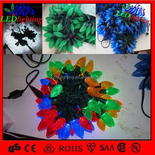 c7 light /c7 c9 lights /led C9 string light(holidays strawberry lights,christmas lights,decoration lighting)
