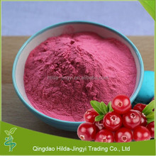 Fruit juice concentrate cranberry extract