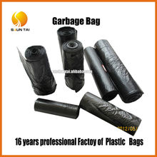 China factory supplier HDPE garbage packaging plastic bags