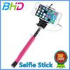 funny phone holder monopod self timer selfie stick for smart phone