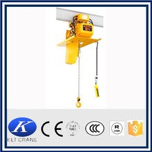 Factory supply electric chain hoist, hoist crane 5 ton