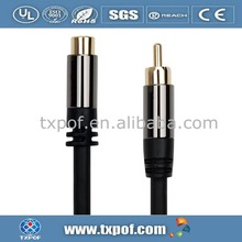 3ft rca to rca 3.5m male to female high quality